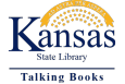 Kansas Talking Book Library logo