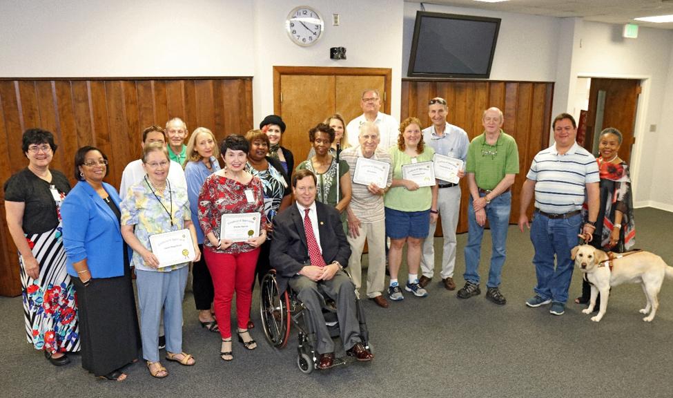 BPH Volunteer Recognition 2019.